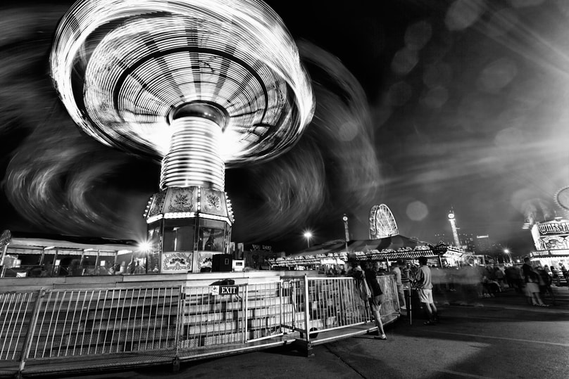 Photograph Swinging at The Ex by Miles Storey on 500px