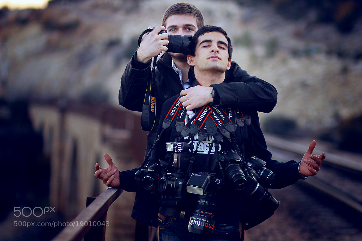 Photograph canon nikon wars by Bekir Sozak on 500px