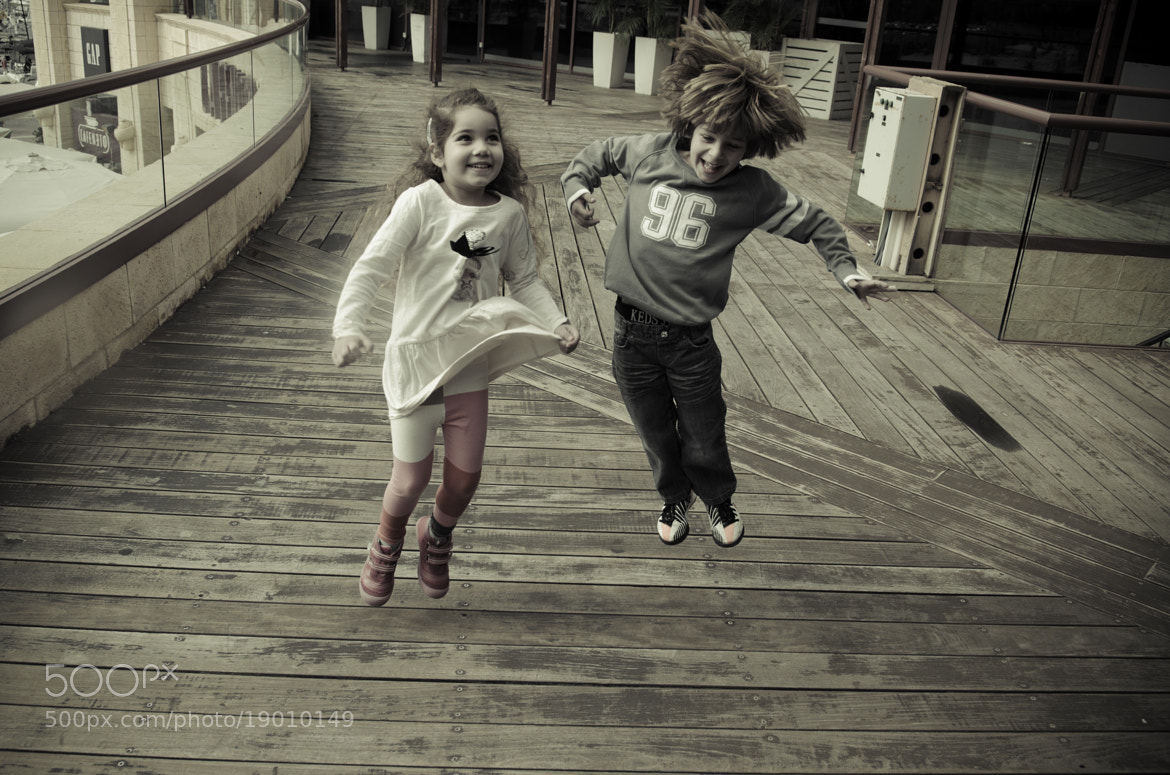 Photograph Jump Around by Mike Mor on 500px