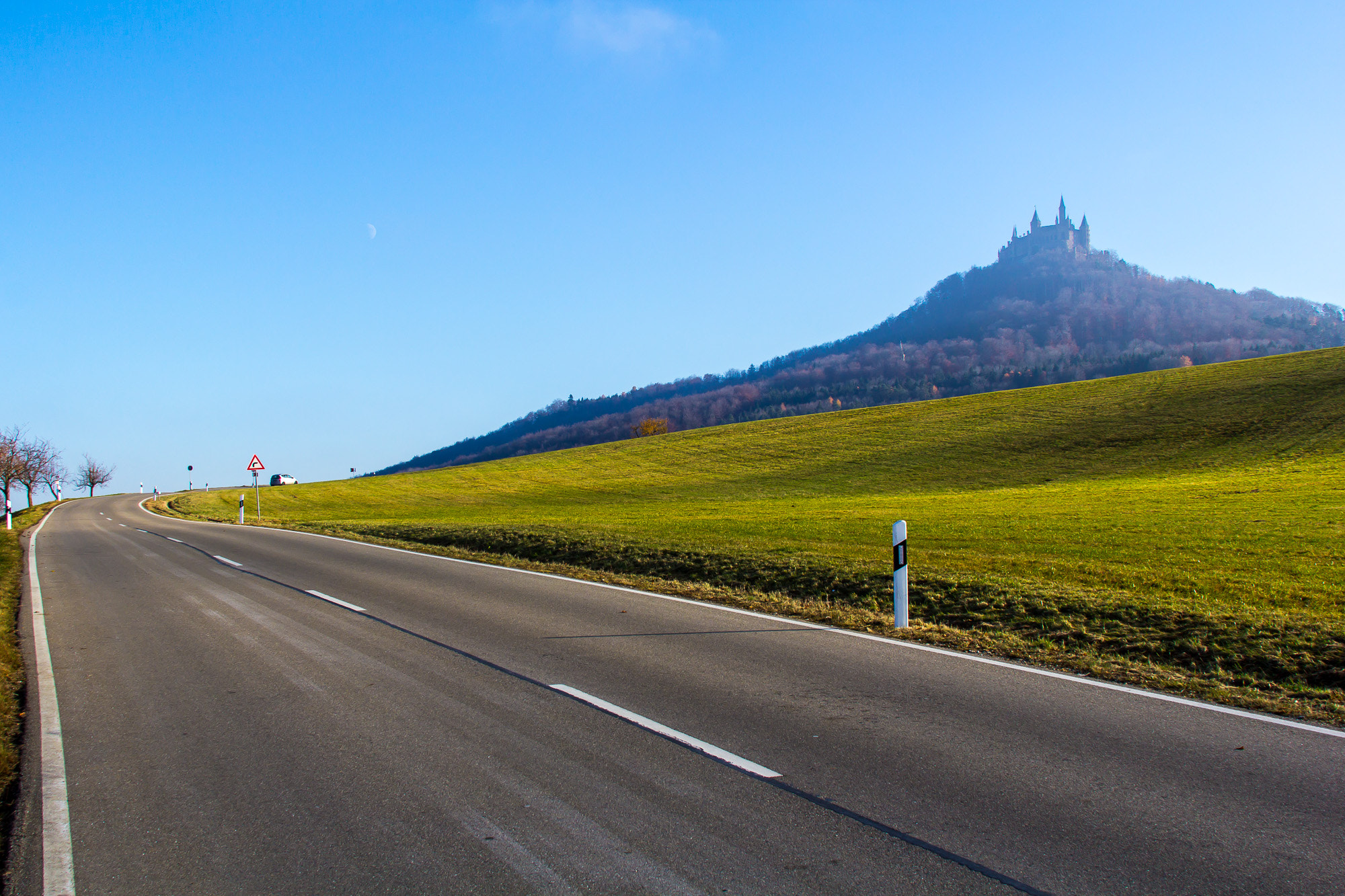 Photograph castle Hohenzollern by Sergey Bronevoy on 500px