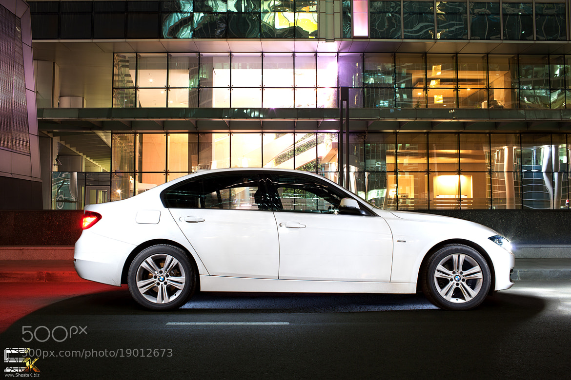 Photograph BMW 320ix F30 by Konstantin Shestak on 500px