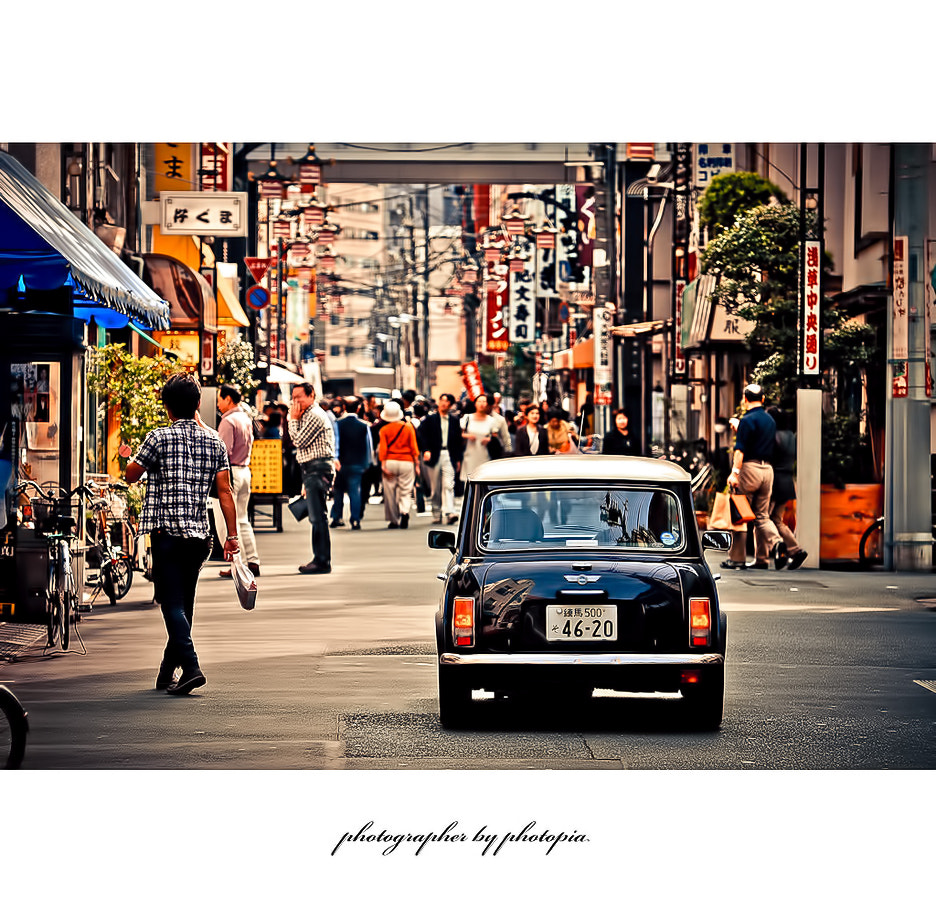 Photograph #.Tokyo street by LEE GEON on 500px