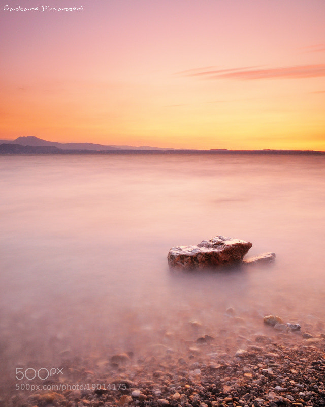 Photograph Rock in the shapeless by Gaetano Pimazzoni on 500px