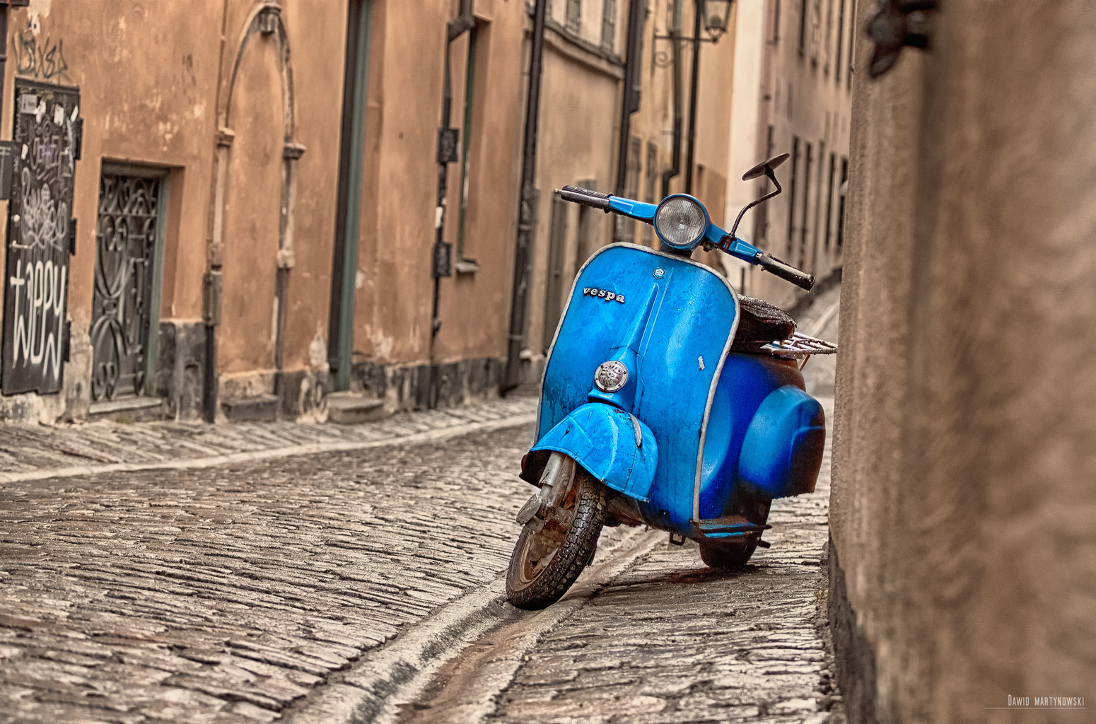 Photograph For all fans Vespa by Dawid Martynowski on 500px