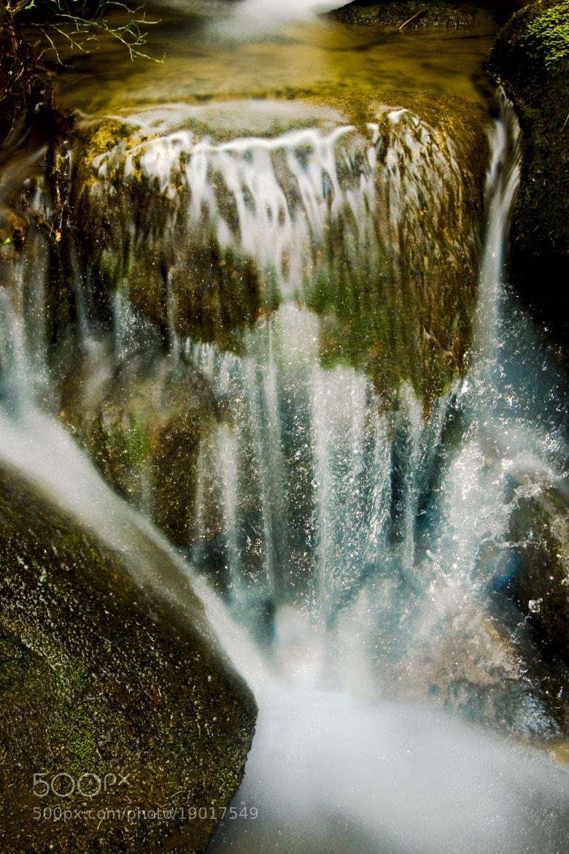 Photograph Cascade by Dmitry Zuzin on 500px