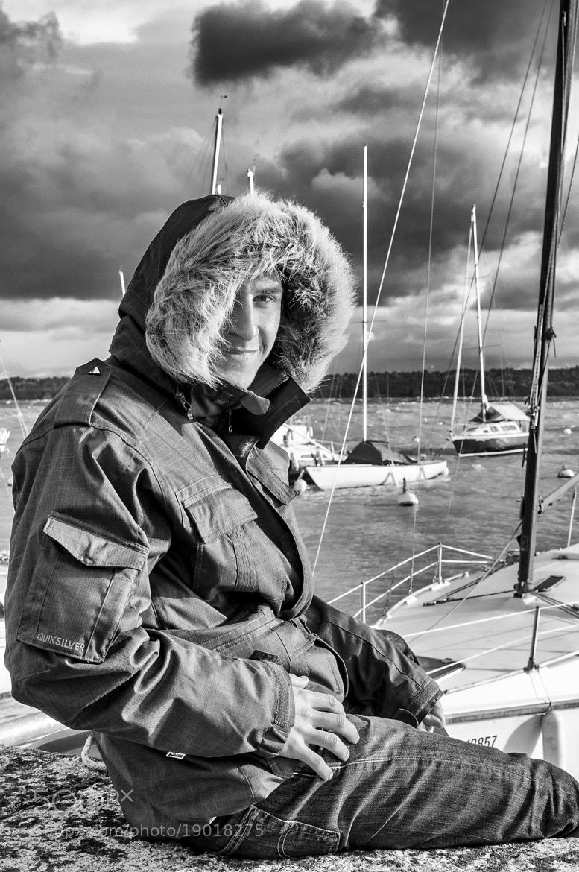 Photograph Portrait by Vincent Charvet on 500px