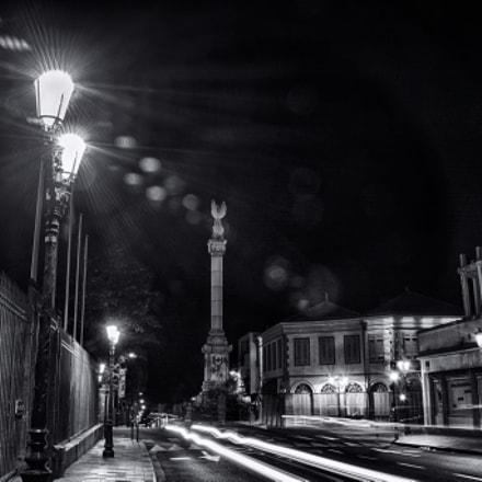 Saint Denis by night