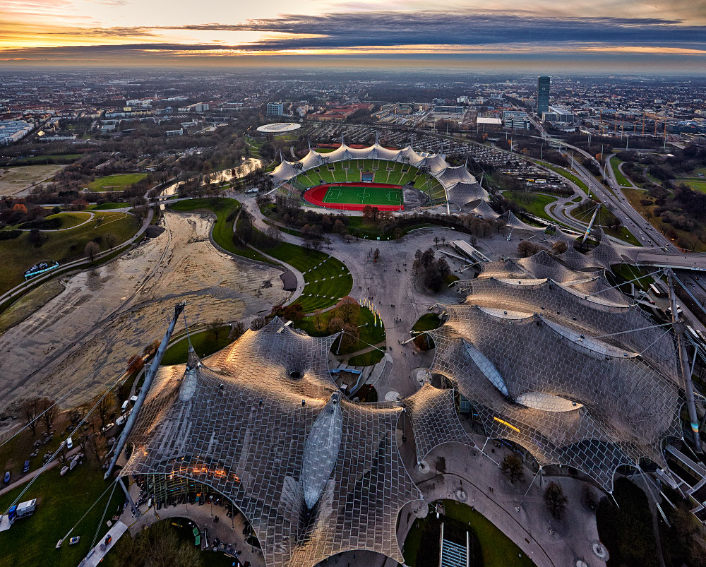Photograph olympiastadion münchen by René Unger on 500px