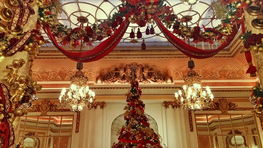 Christmas at The Ritz London by Sandra on 500px.com