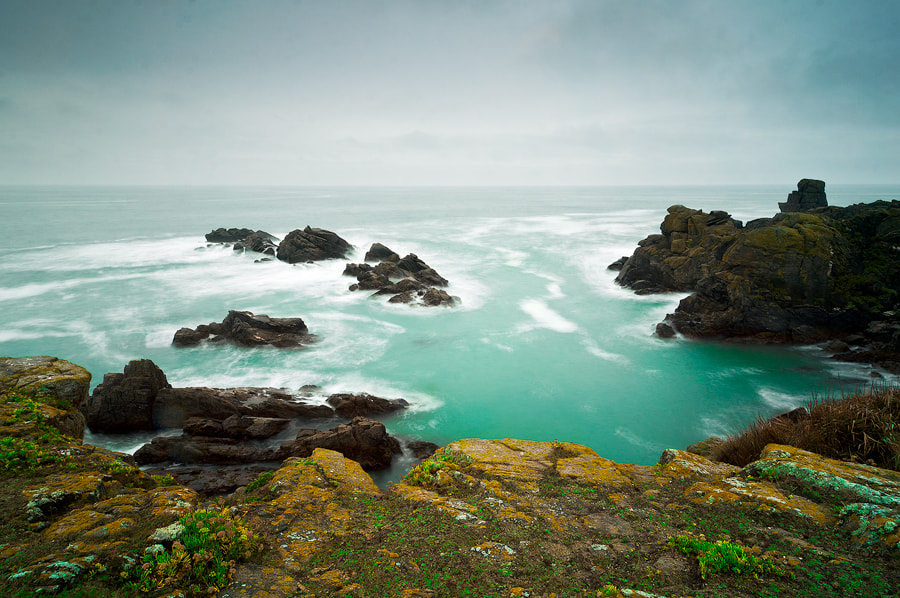 Photograph On top of the cliff by Thomas Baillieux on 500px