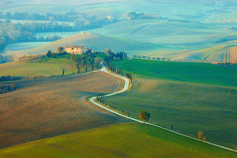 Photograph Val d`Orcia by Vadim Balakin on 500px