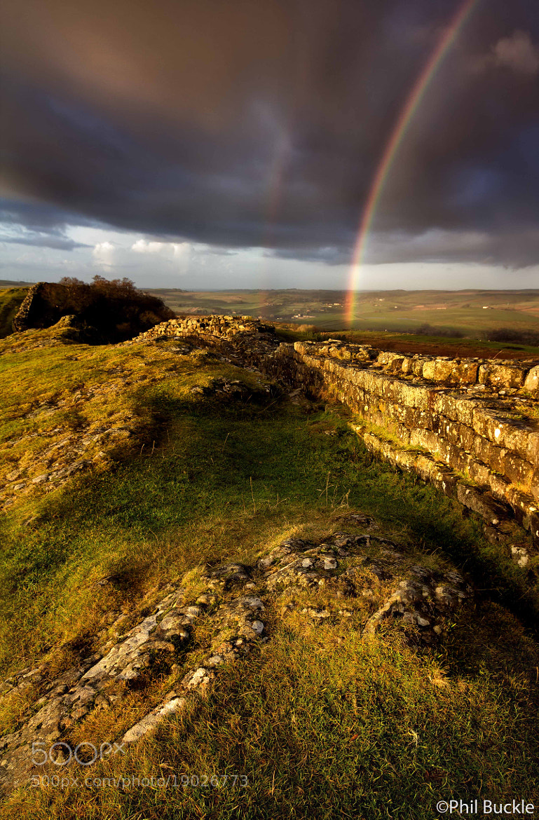 Photograph Walltown Crag by Phil Buckle on 500px