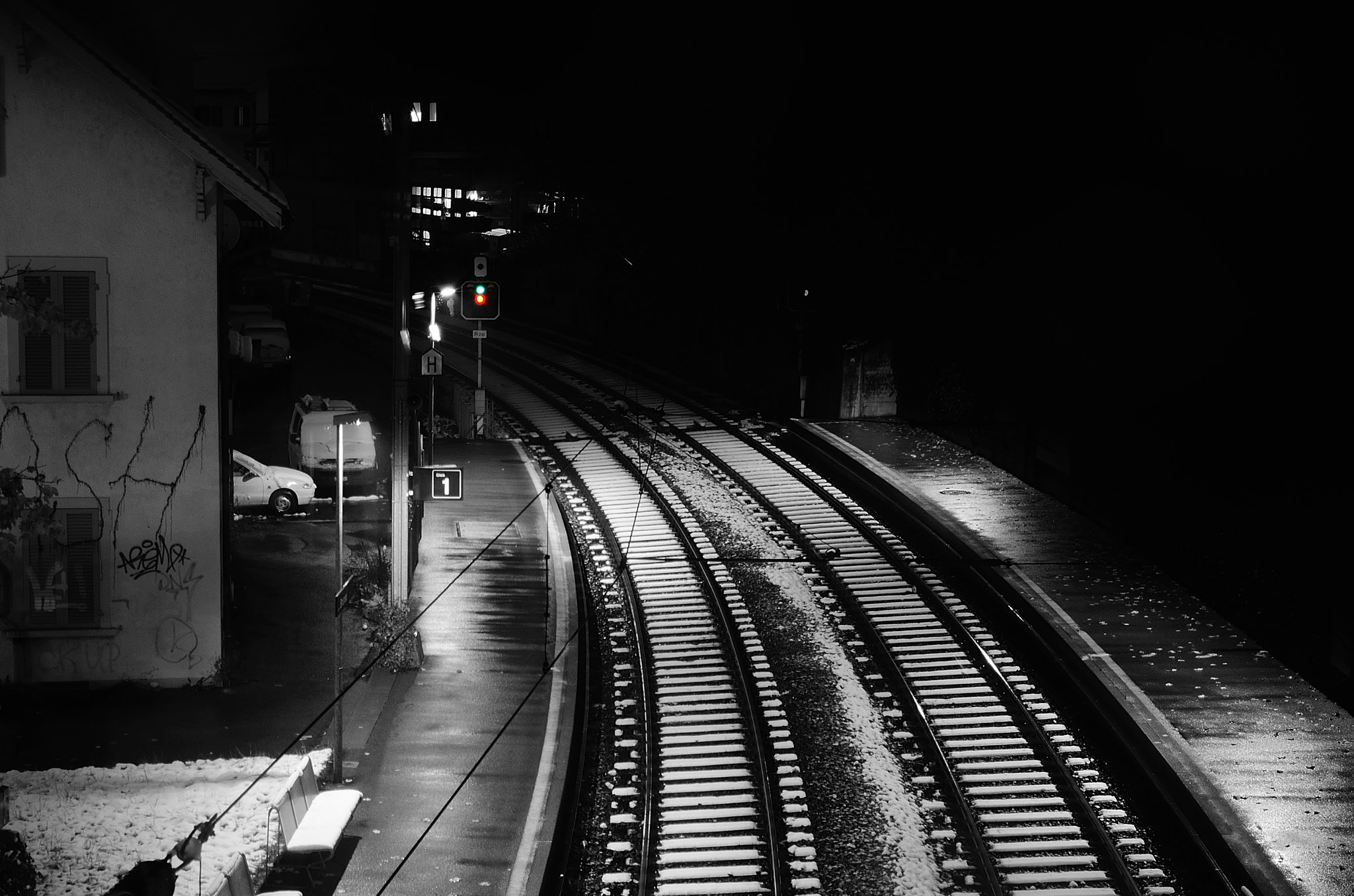 Photograph Tracks by Markus Speth on 500px