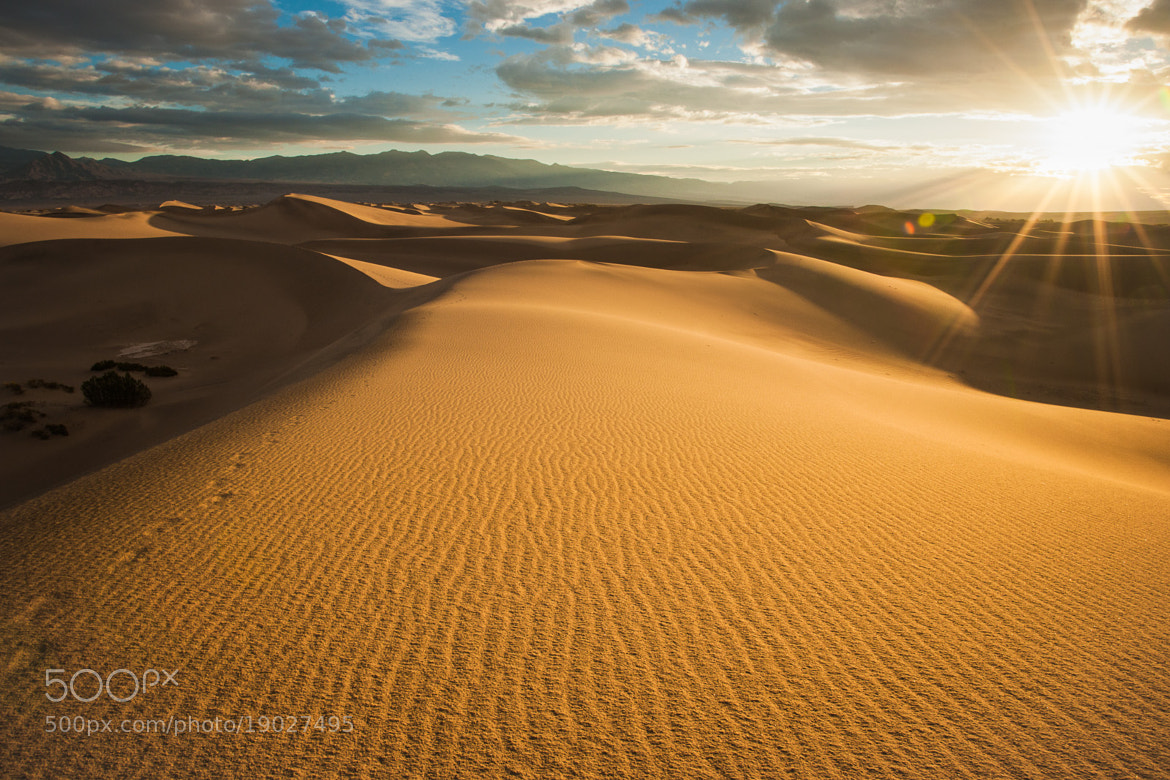 Photograph Death Valley by Thierry Hennet on 500px