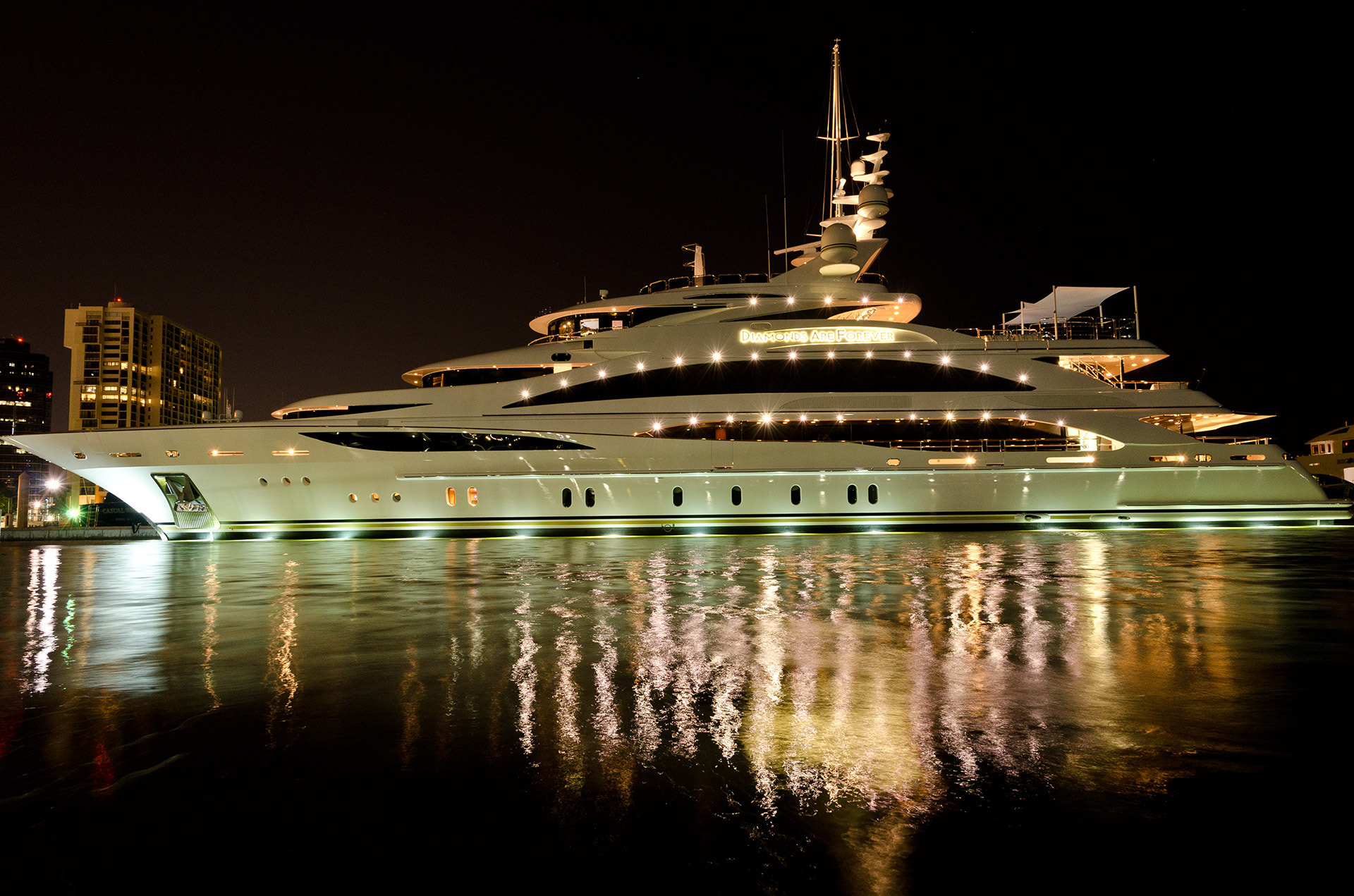 Photograph Luxury Yacht by Eugen Winschel on 500px