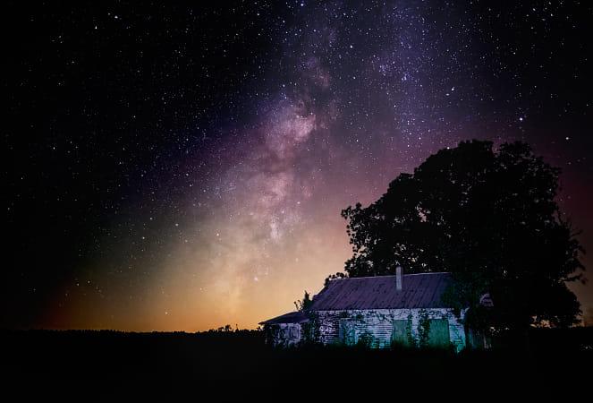 Farmhouse in the Dark (re edit)