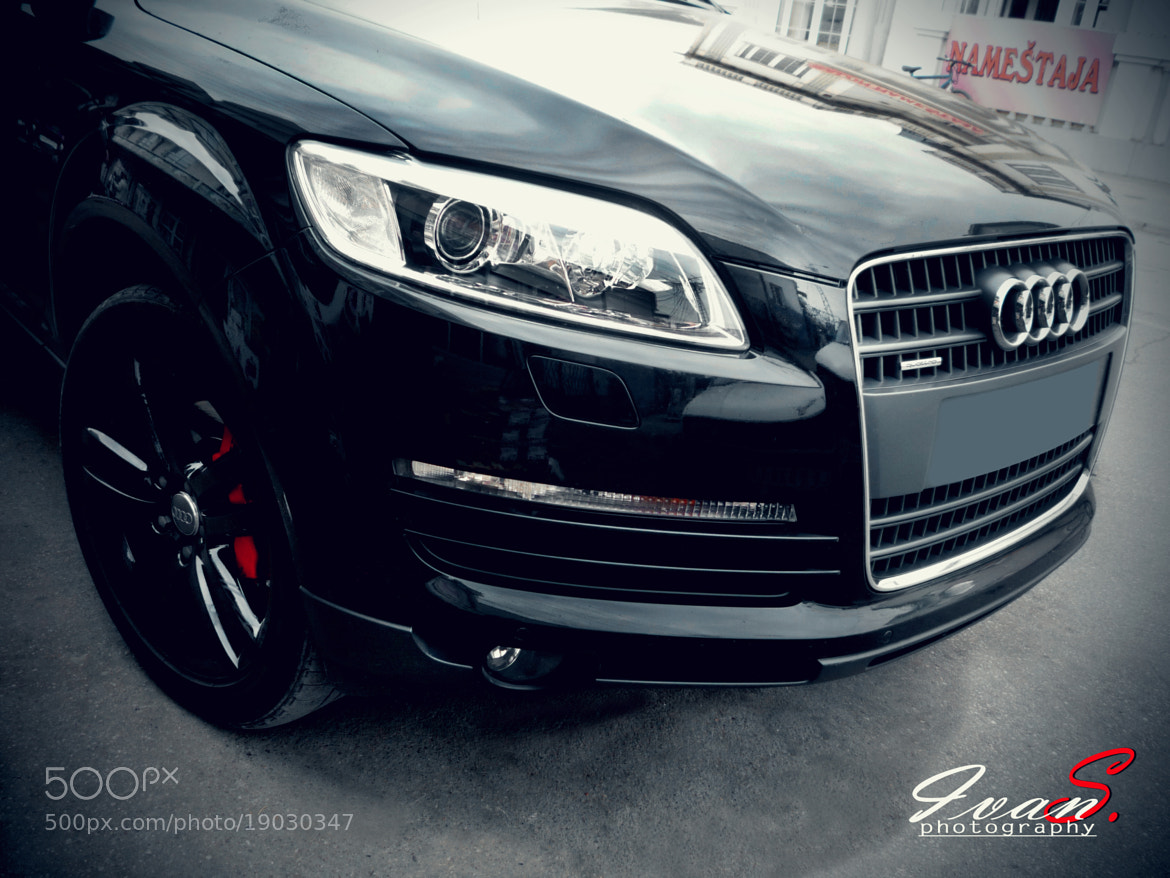 Photograph Audi Q7 by Ivan S. Photography on 500px