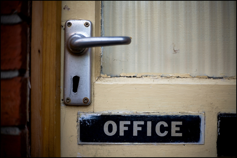 Photograph Office by Tim Jameson on 500px