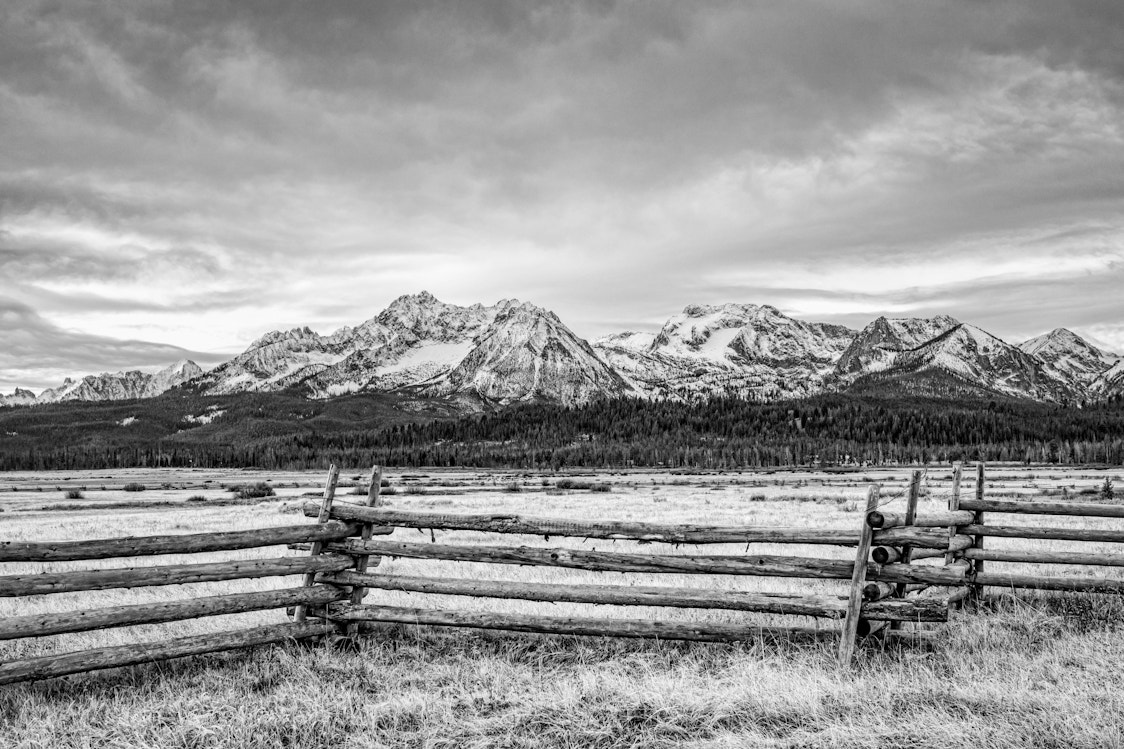 Photograph A Sawtooth View by Aaron English on 500px