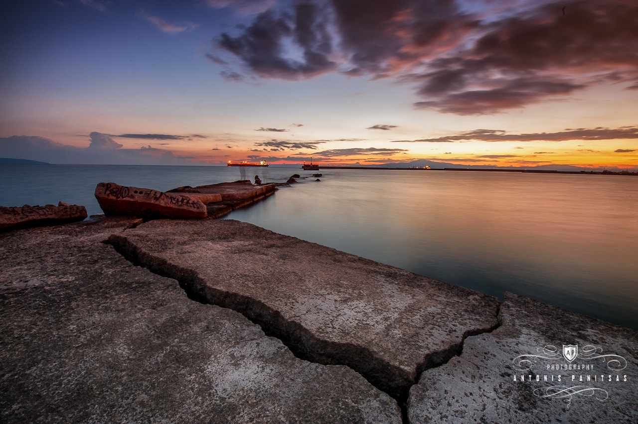 Photograph Port by Antonis Panitsas on 500px