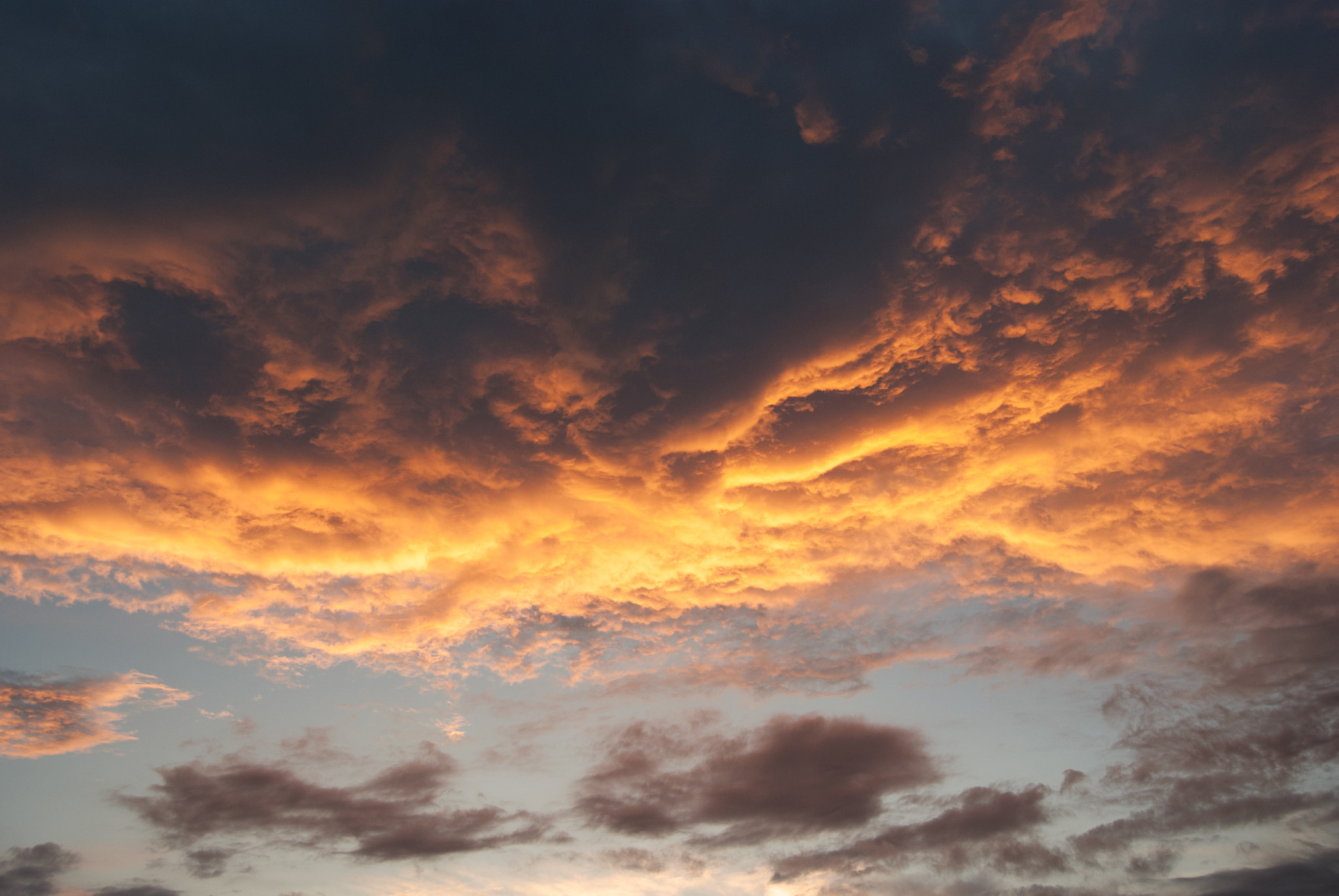 Photograph Sunset Clouds by Mark Jones on 500px