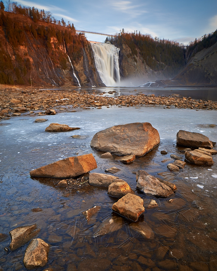 Photograph Montmorency Falls #1 by Magnus Larsson on 500px