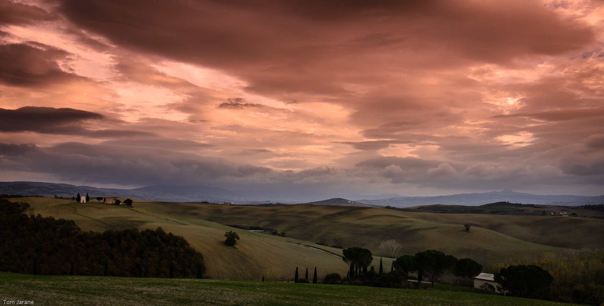 Photograph Tuscan landscape by Tom Jarane on 500px
