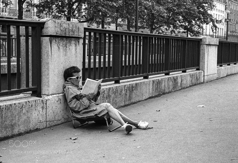 Photograph Paris 1968 by Chresten  Kruchov on 500px