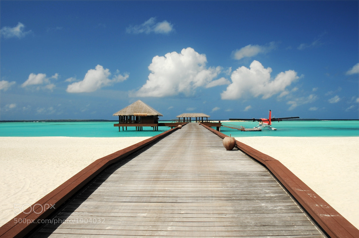 Photograph Gateway Maldives by Mohamed Abdulla Shafeeg on 500px