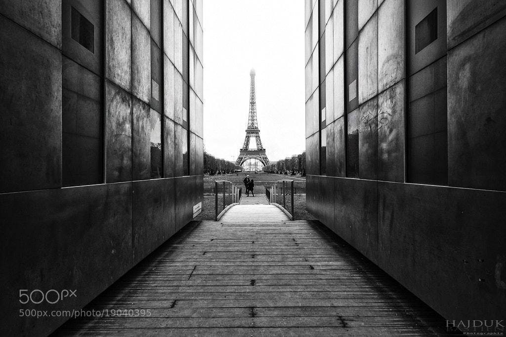 Photograph Paris by Bastien HAJDUK on 500px