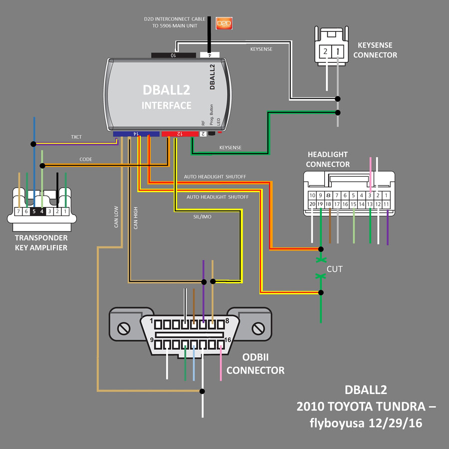 Wiring Diagram For Avital 4603 Remote Start Toyota Starter Library I Verified Each Wire More Than Once And Everything Worked Like Clockwork Decided To Viper 5906v