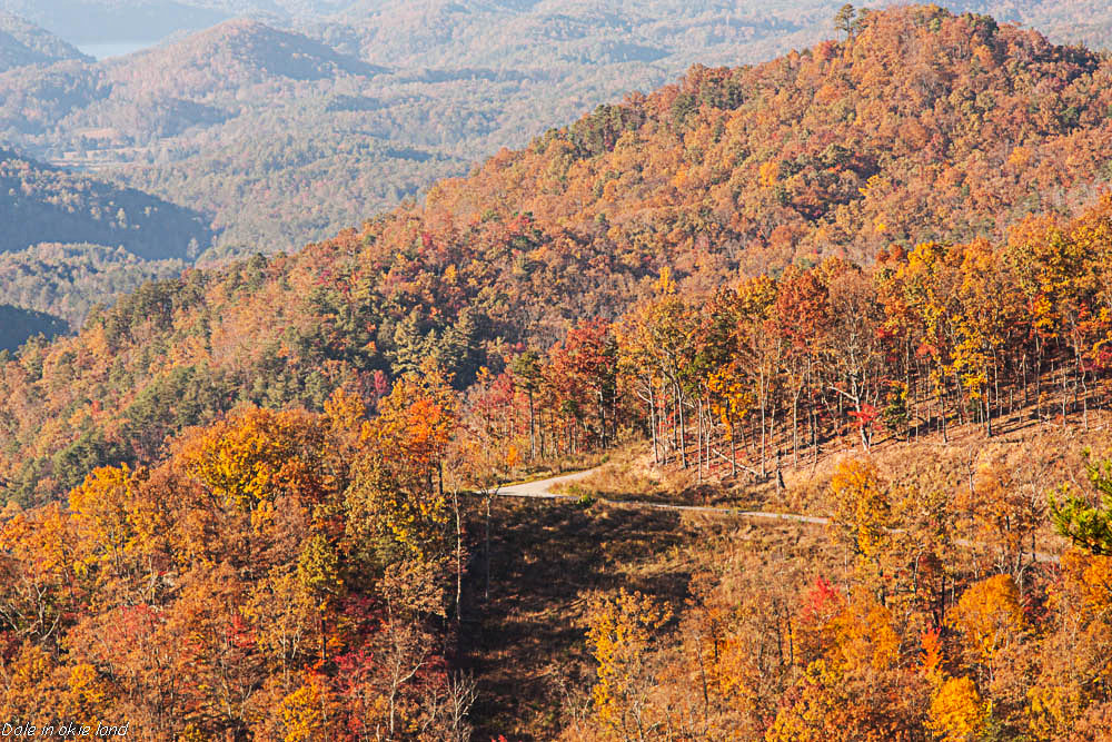 Photograph Foothills Parkway by Dale Hibler on 500px