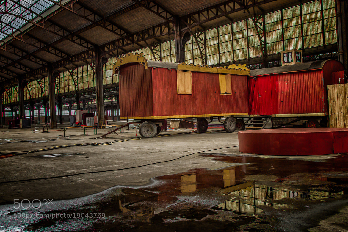 Photograph The Circus by Denis Van Linden on 500px