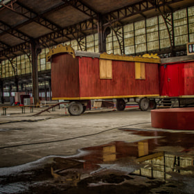 The Circus by Denis Van Linden (DenisVanLinden)) on 500px.com