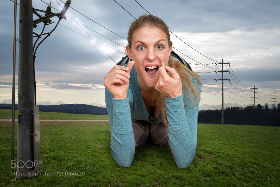 Photograph Electric dental floss by John Wilhelm on 500px
