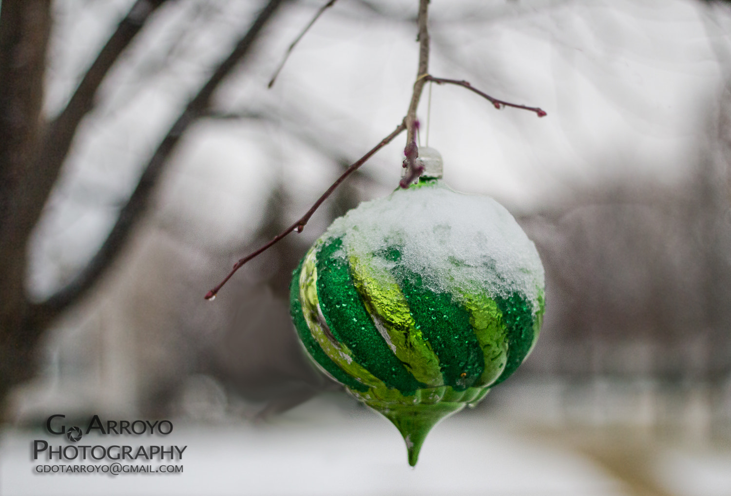 Photograph Holiday Ornament by Giovanni Arroyo on 500px