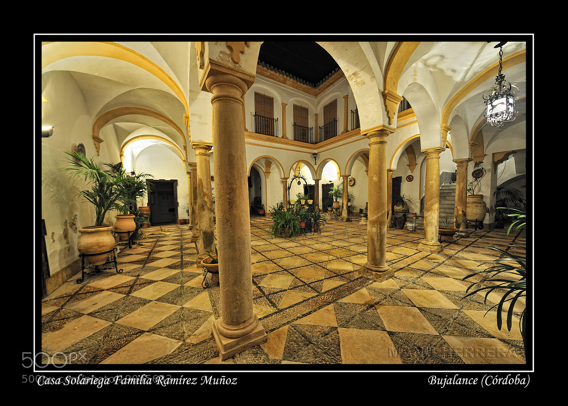 Photograph Patio Andaluz by Manuel Herrera on 500px
