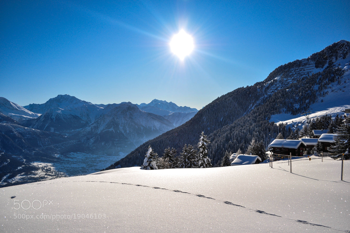Photograph Bettmeralp by VisionPhotographer  on 500px