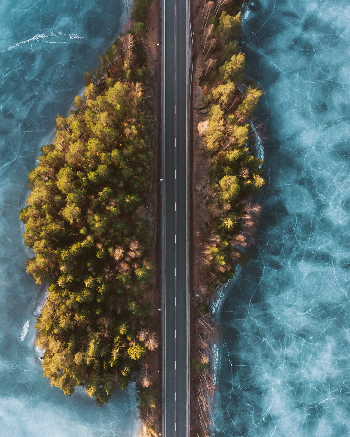 Stoked to finish my year off with one of my favorite aerial shots ever by Oscar Nilsson on 500px.com