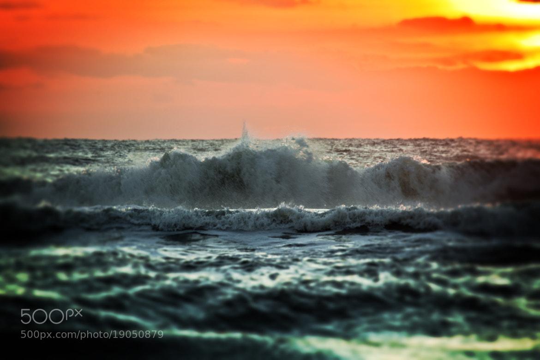 Photograph Sunrise at Chincoteague by Patty Barker on 500px