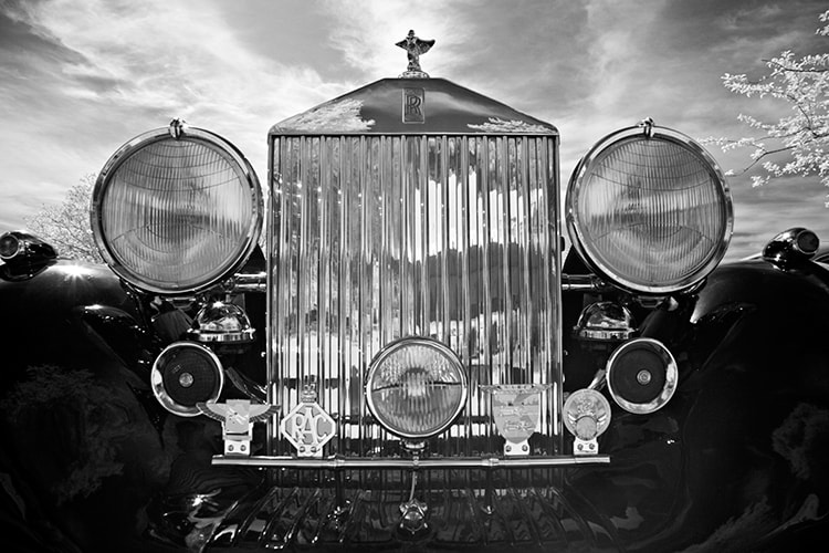 Photograph Rolls Royce by Dorothy Brodsky on 500px
