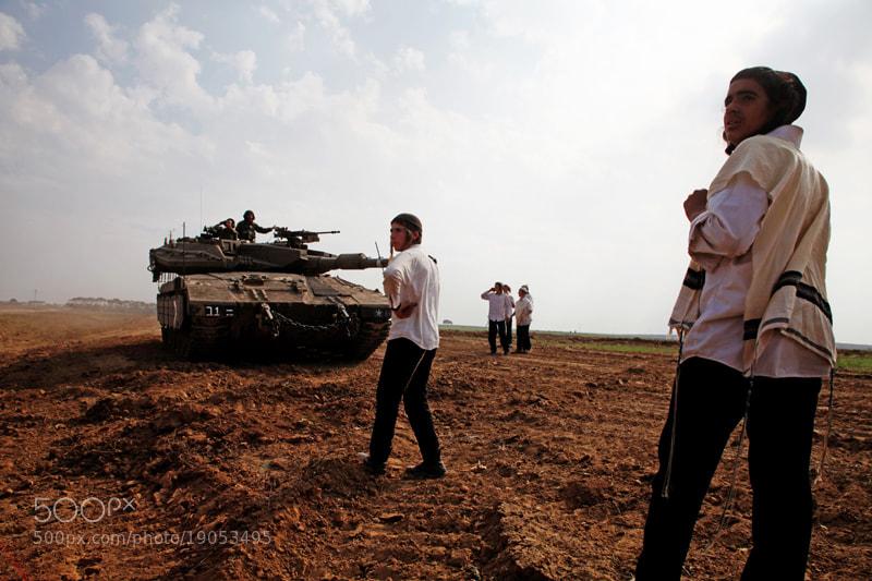 Photograph Hasidic Jewish men by Albert Sadikov on 500px
