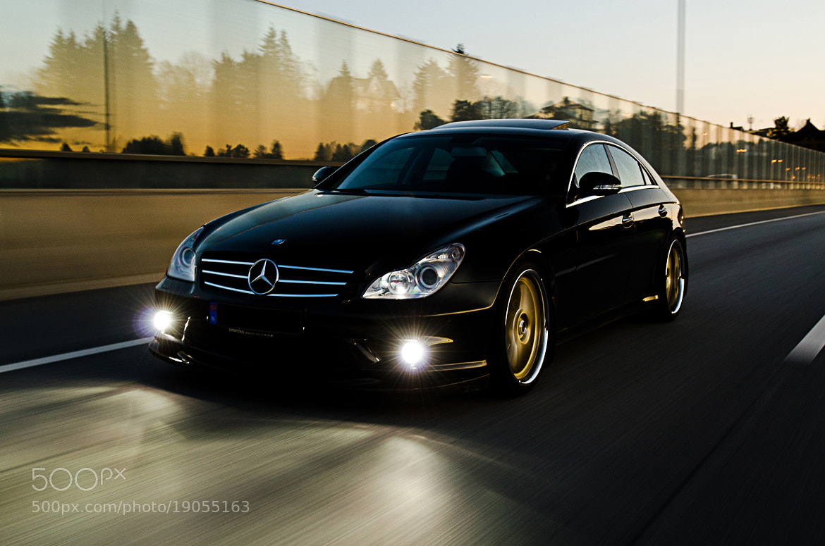 Photograph Mercedes 320 cls AMG by Edd A Garvik on 500px