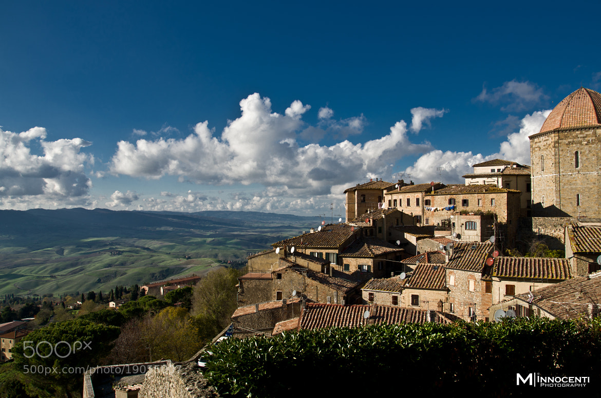 Photograph Volterra by Matteo Innocenti on 500px
