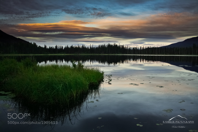 Photograph Taltzen Lake, BC by Robert Bellefleur on 500px