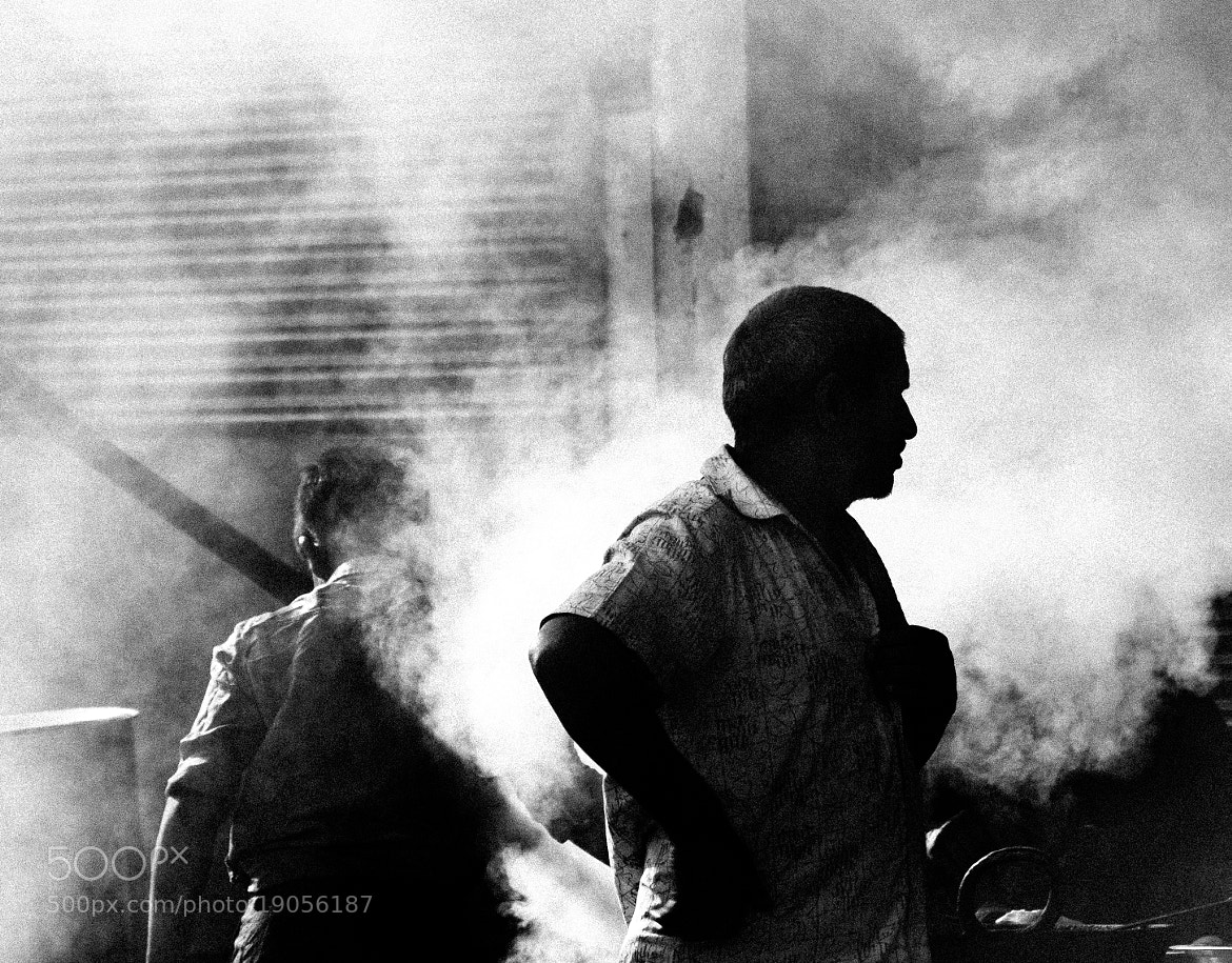 Photograph smoke noir by Abhishek Goyal on 500px