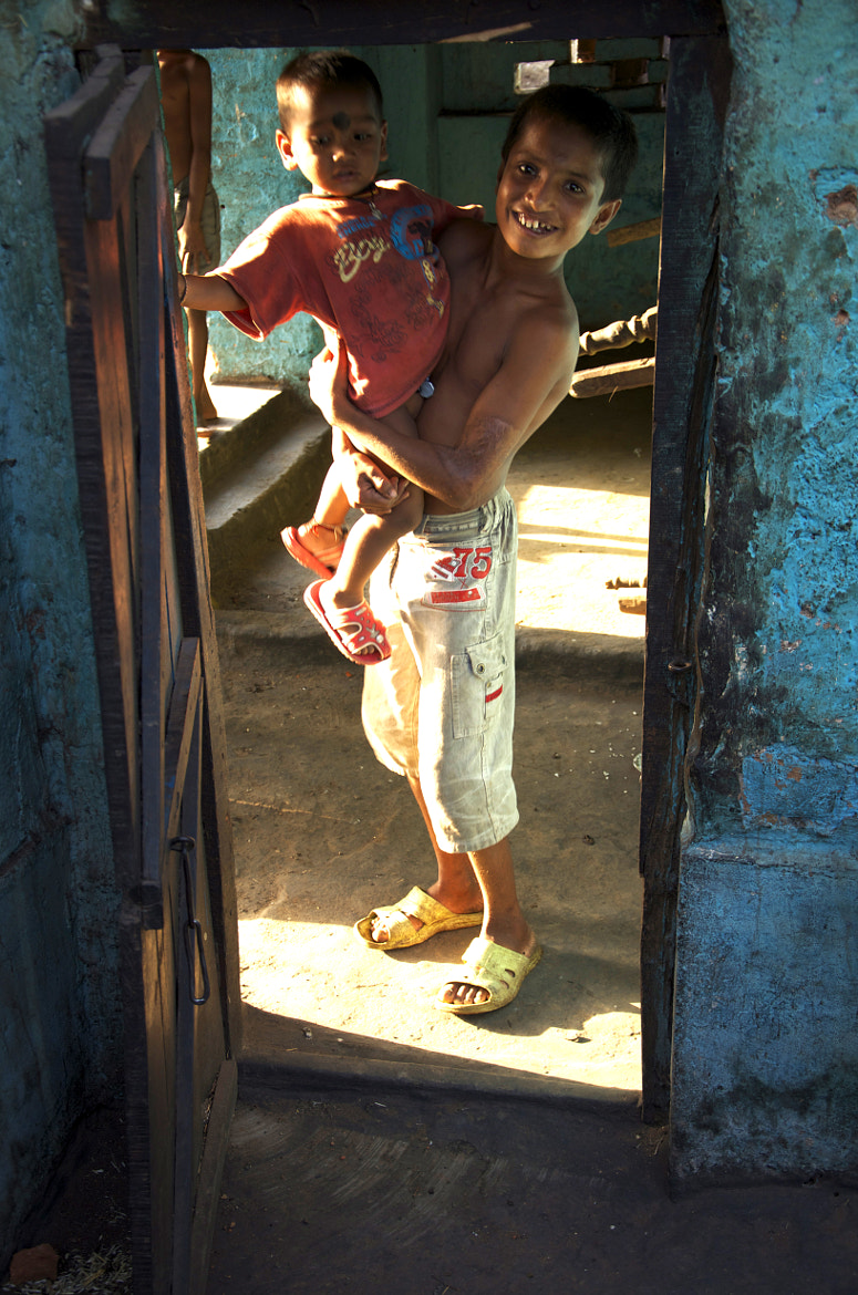 Photograph At The Door by Madhav Tiwari on 500px