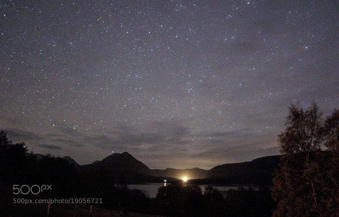 Photograph Starry Highlands by Dan James on 500px