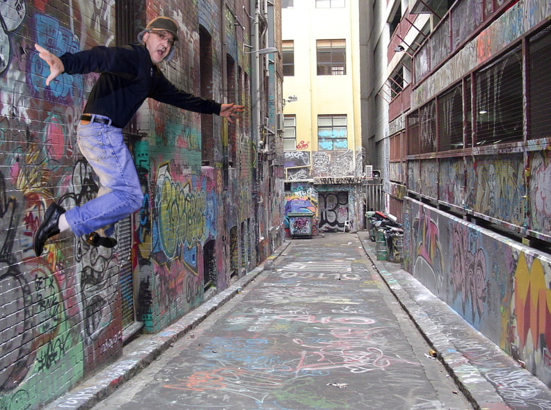 Photograph Street Jump by Michel Lamy on 500px