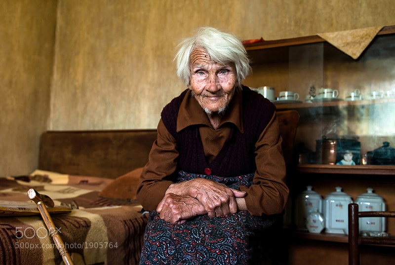 Photograph When a young man shot an old woman .... by Zoltan Huszti on 500px